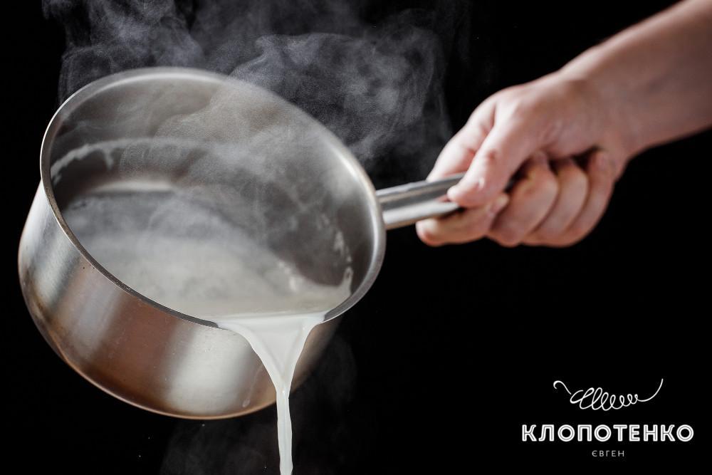 як правильно закип'ятити молоко