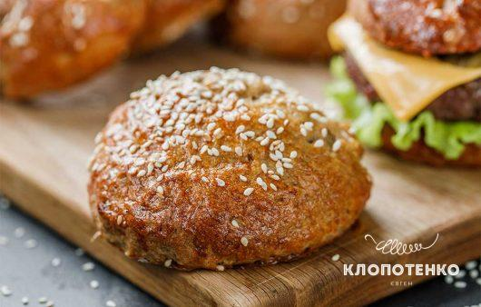 Что самое главное в бургере? Как приготовить вкусные ржаные булочки