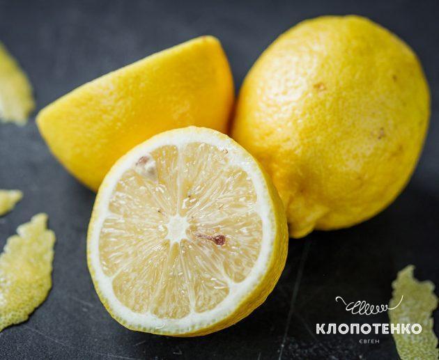 как использовать лимон