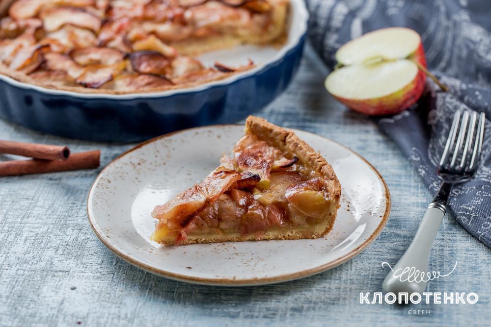 блюда из яблок