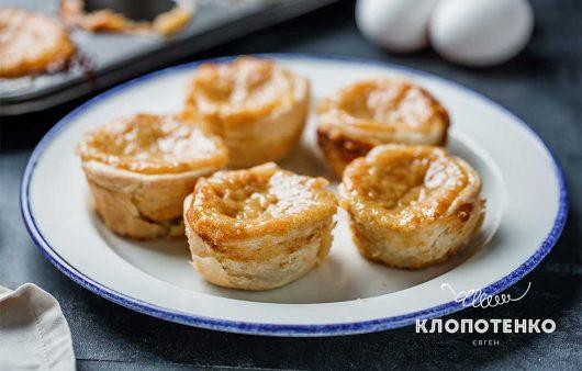 Португальський поцілунок: як приготувати десерт паштель да ната