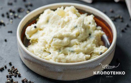 Вершки та чорний перець горошком: рецепт смачного картопляного пюре