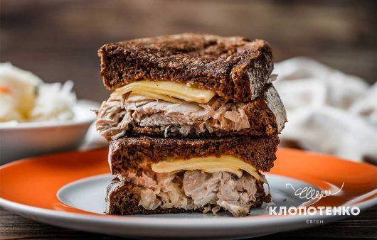 Американська класика вдома: як приготувати сандвіч «Рубен»