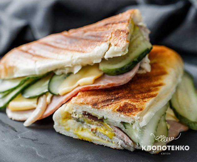 Сэндвич Кубано