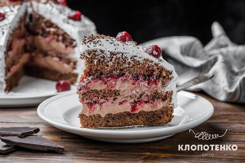 Торт «Шварцвальд»
