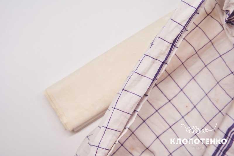 Храните тесто под полотенцем