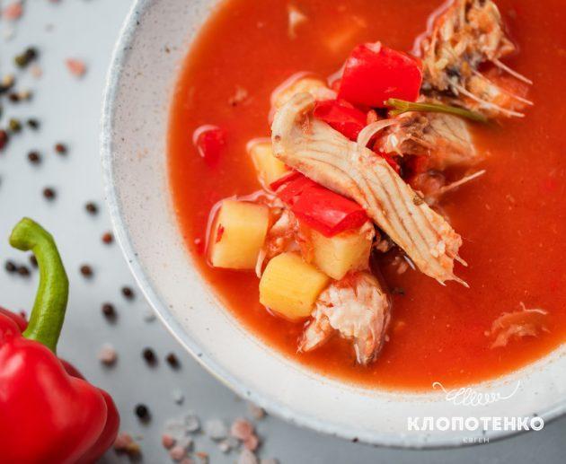 вкусные супы