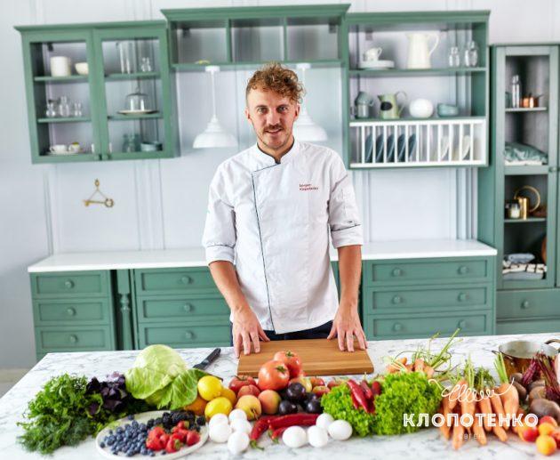 як організувати простір на кухні