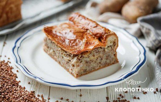 С гречкой и картофелем: рецепт традиционного яворовского пирога